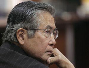 La justicia de Perú condena a seis años de prisión a Fujimori