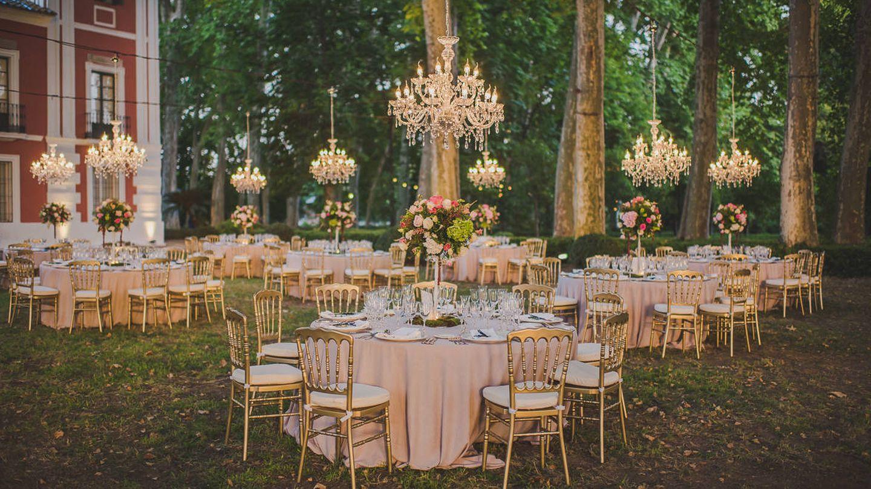 Una de las bodas organizadas por WWL. (Foto: Aida y Víctor)
