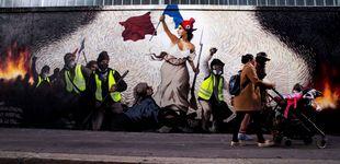 Post de Macron recobra fuerza pero los chalecos también: el pulso sigue en Francia