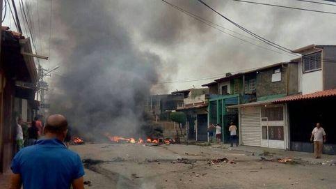 Queman la casa natal de Hugo Chávez en el noroeste de Venezuela