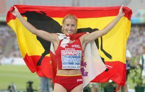 La IAAF no podrá usar los datos biológicos de Marta Domínguez