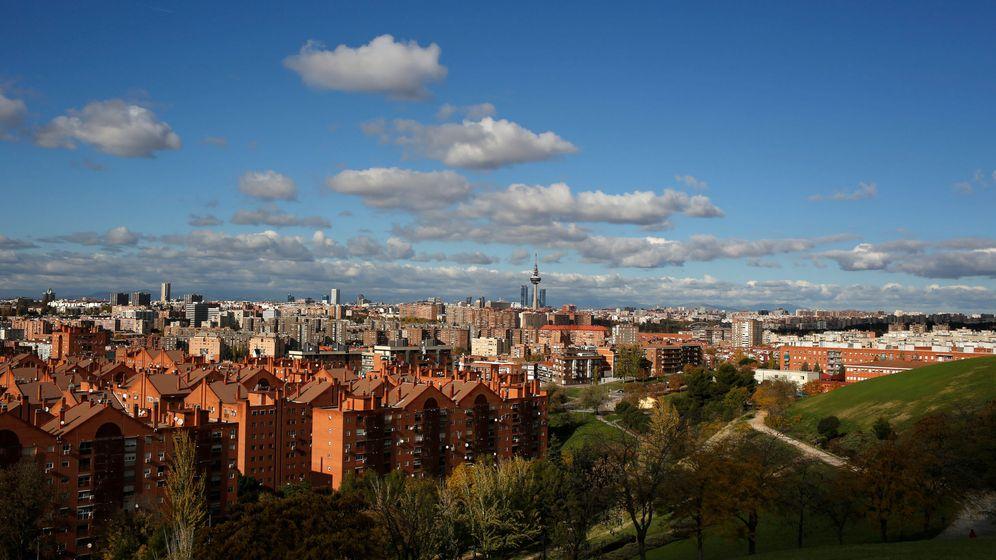 Foto: Casas y edificios en la ciudad de Madrid (España). (Reuters)