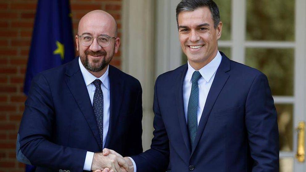 Sánchez aparca su promesa electoral de recuperar el delito de referéndums ilegales