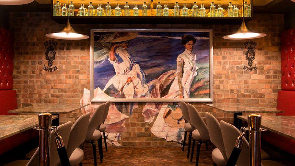 Tatel, restaurante marca España
