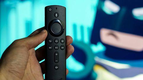 Probamos el nuevo 'Chromecast' de Amazon: el Fire TV Stick 4K solo tiene una gran pega
