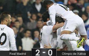 El Real Madrid de los jóvenes gana sin brillo y deja un sabor amargo en Carlo Ancelotti
