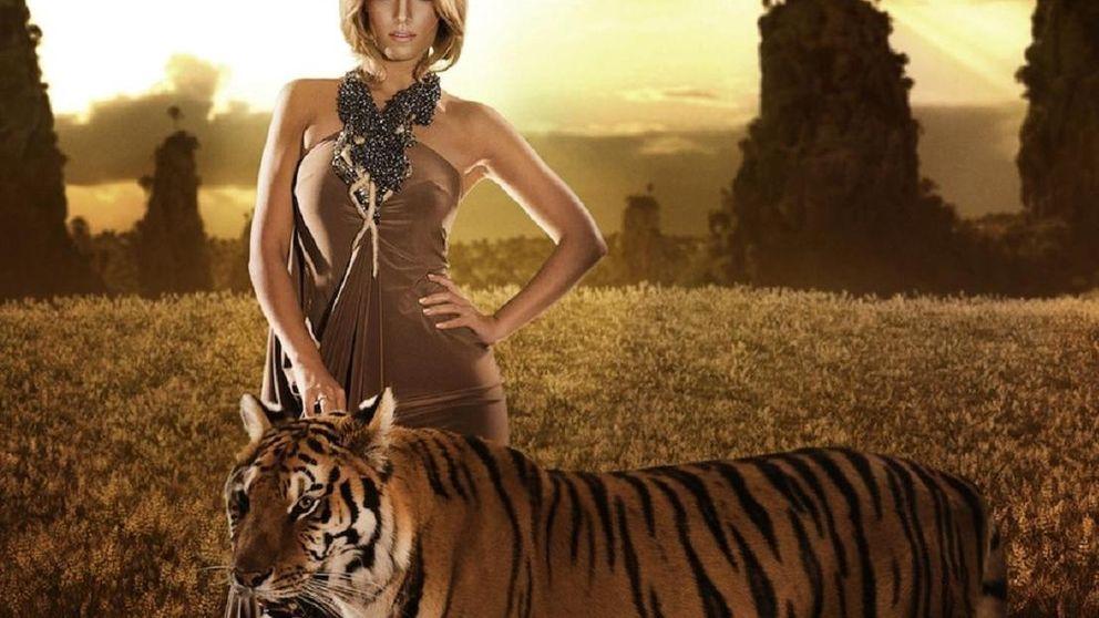 El tigre de Edurne, 'nieto' de Juan Antonio Roca y otros tigres polémicos