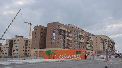 El Cañaveral calienta motores con la entrega de 1.100 viviendas
