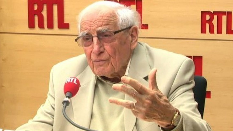 El médico y psicólogo francés Gilbert Lagrue. (rtl)