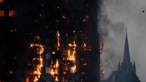 Incendio de un edificio en Londres: al menos 17 muertos y medio centenar de heridos