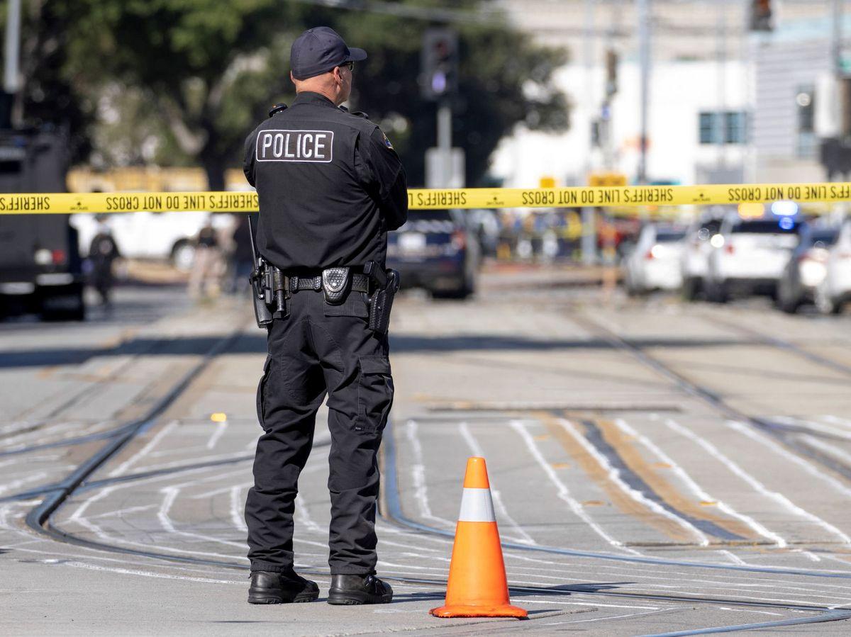 Foto: Tiroteo en San José (California, Estados Unidos). (Reuters)