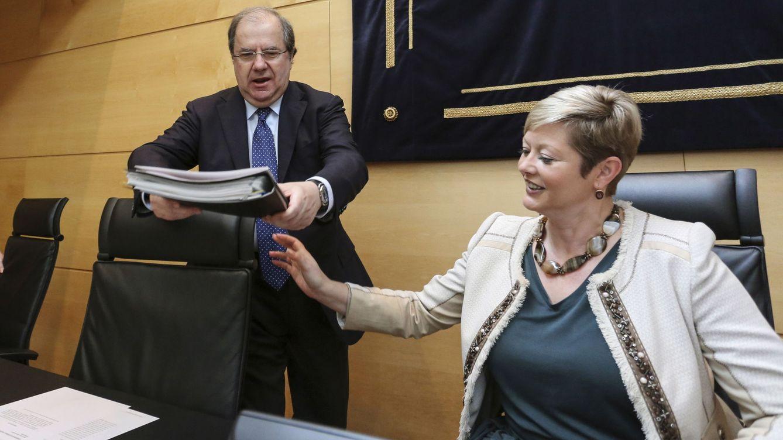 Herrera pide perdón si la trama eólica confirma la implicación de ex altos cargos