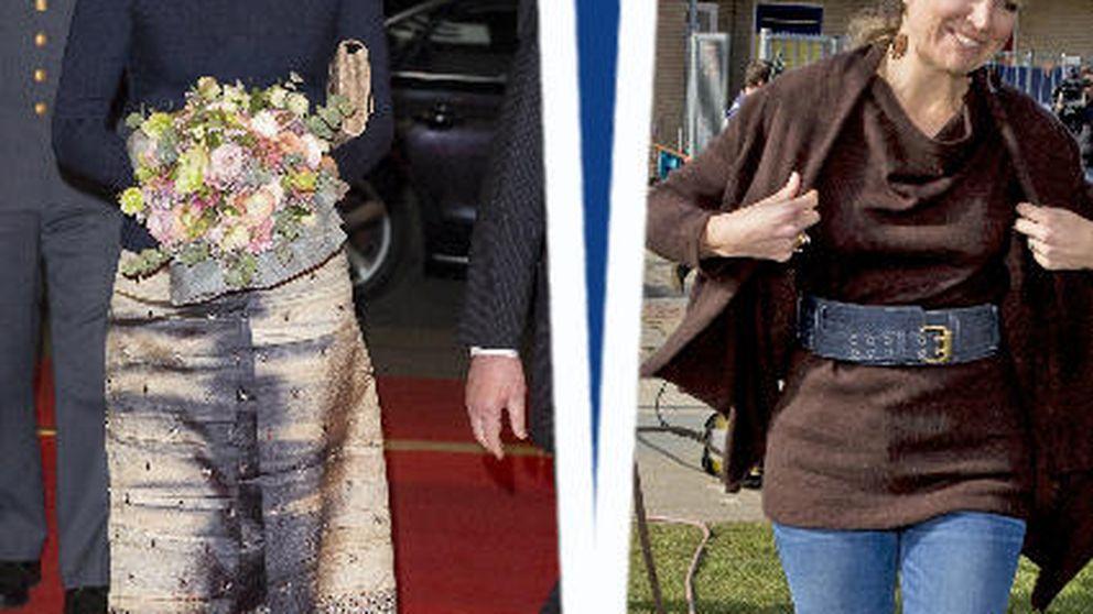 Semana de Estilo Real: los 'gatillazos' de Mary de Dinamarca y Máxima de Holanda