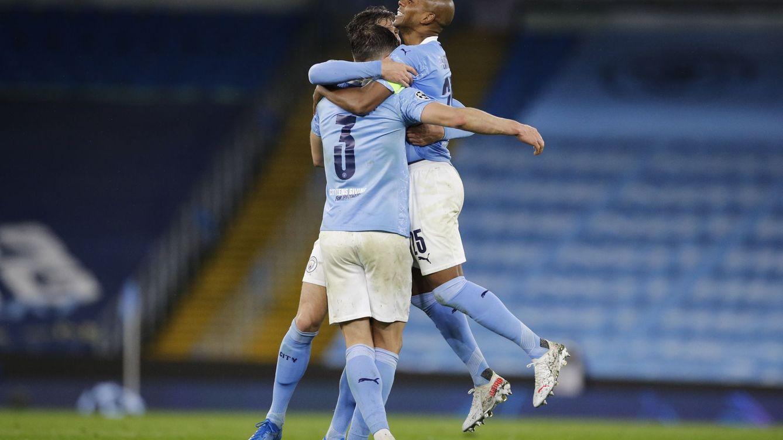 Pep Guardiola impulsa al City a la primera final de Champions de su historia (2-0)