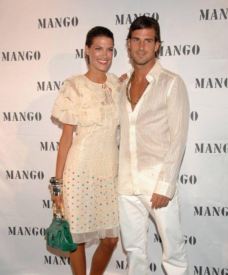 Foto: Laura Sánchez y Aitor Ocio, cuando eran pareja. (Getty)