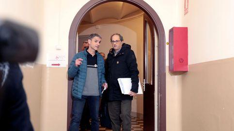 El PSOE advierte a Torra: No nos va a temblar la mano si hay que aplicar el 155