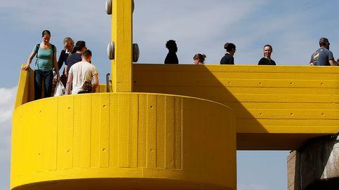 Sigue las baldosas amarillas