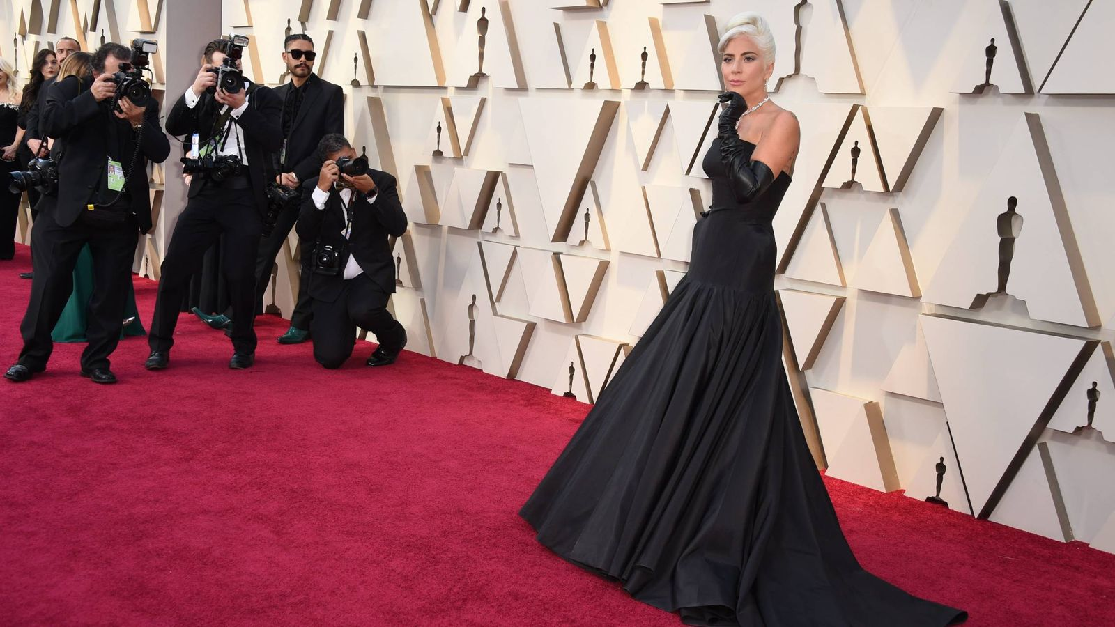 Foto: Lady Gaga. (Cordon Press)