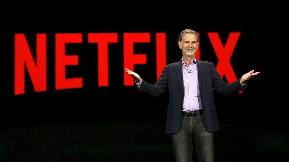 Foto: Reed Hastings, cofundador y consejero delegado de Netflix. (Reuters)