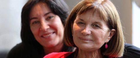 Alicia Giménez Bartlett habla con la auténtica Petra Delicado