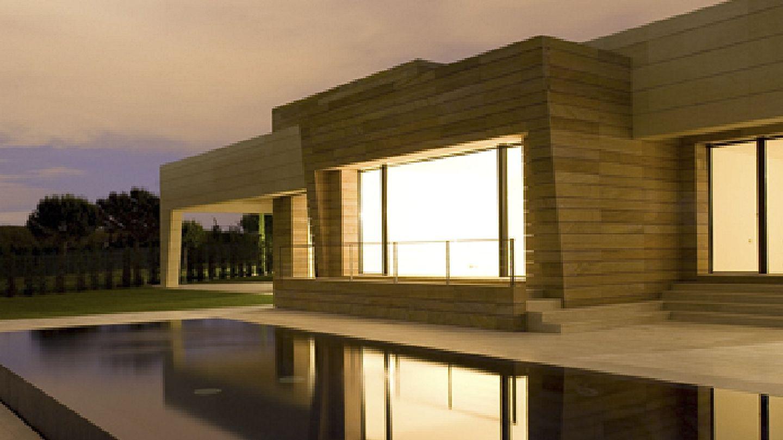 Imagen de la casa de Cristiano Ronaldo en La Finca (Gtres)