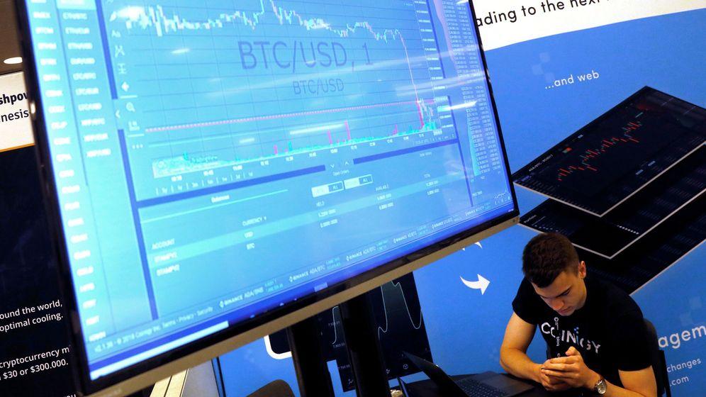 Foto: Mercado de Bitcoin. (Reuters)