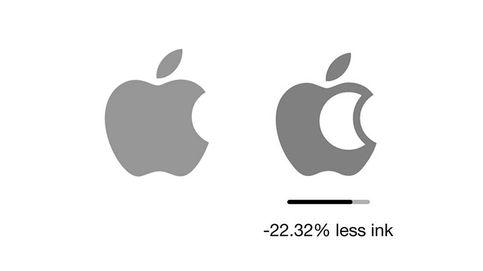 Cuando con un simple logo puedes ayudar al medio ambiente
