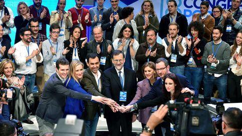 En el congreso del PP ponen velas para que gane Pablo Iglesias