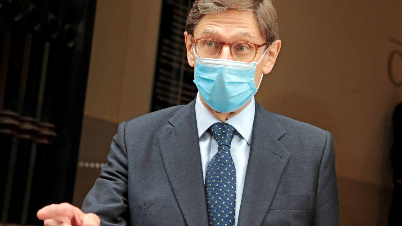 José Ignacio Goirigolzarri, presidente de Bankia. (EFE)
