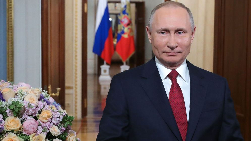 Foto: El presidente de Rusia, Vladímir Putin, (EFE)