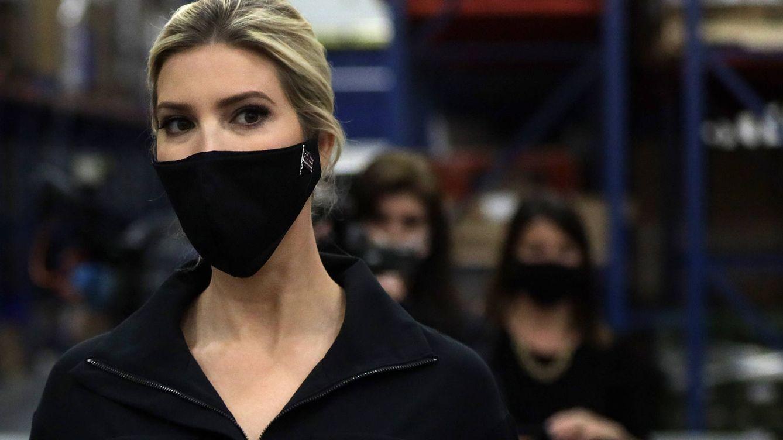 Alerta: las elecciones de moda de Ivanka Trump están mandando un mensaje