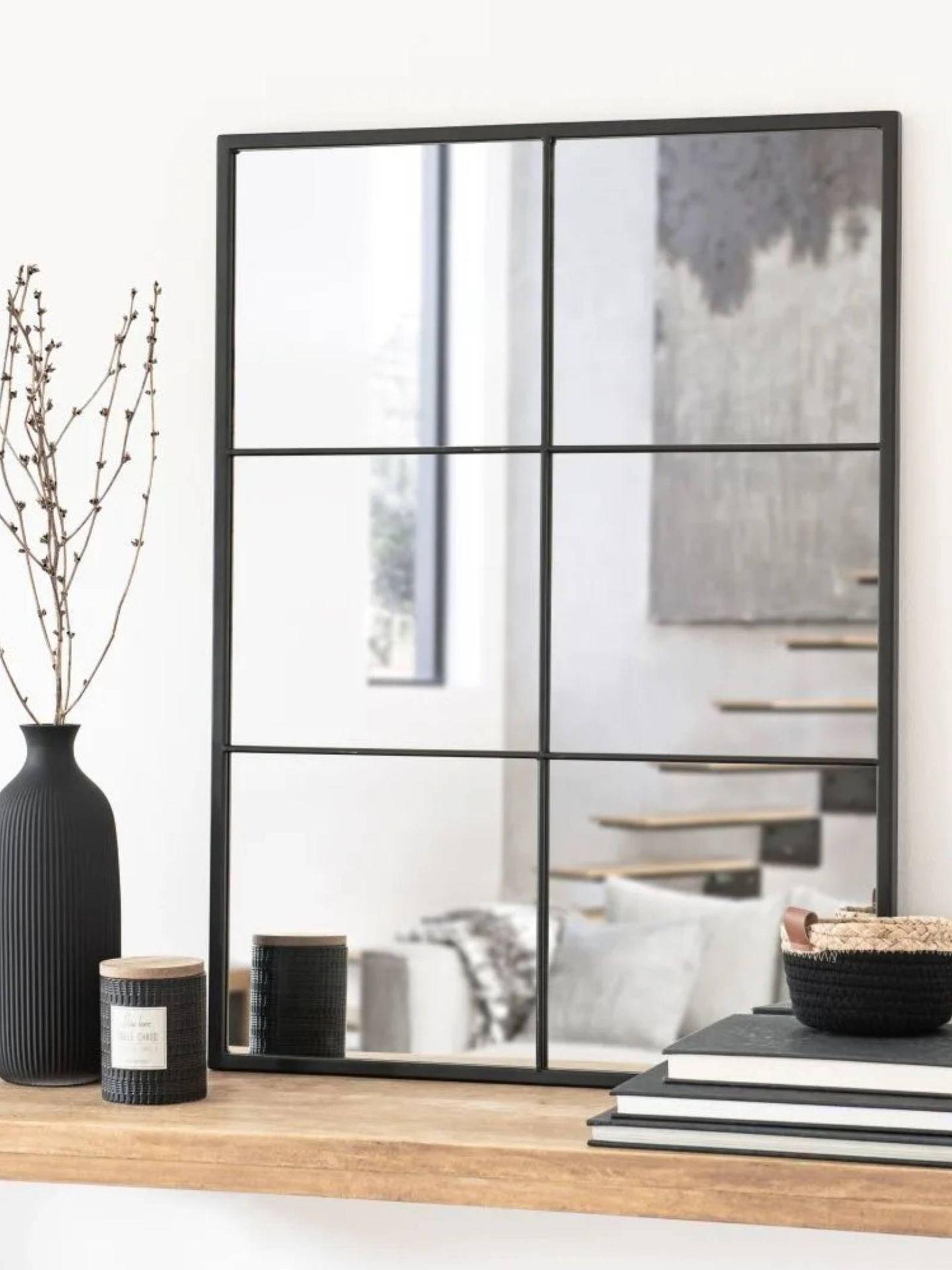 Espejos de Maisons du Monde para decorar tu casa. (Cortesía)