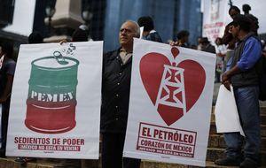 Repsol, 'pole' de la incierta carrera hacia la privatización petrolera mexicana