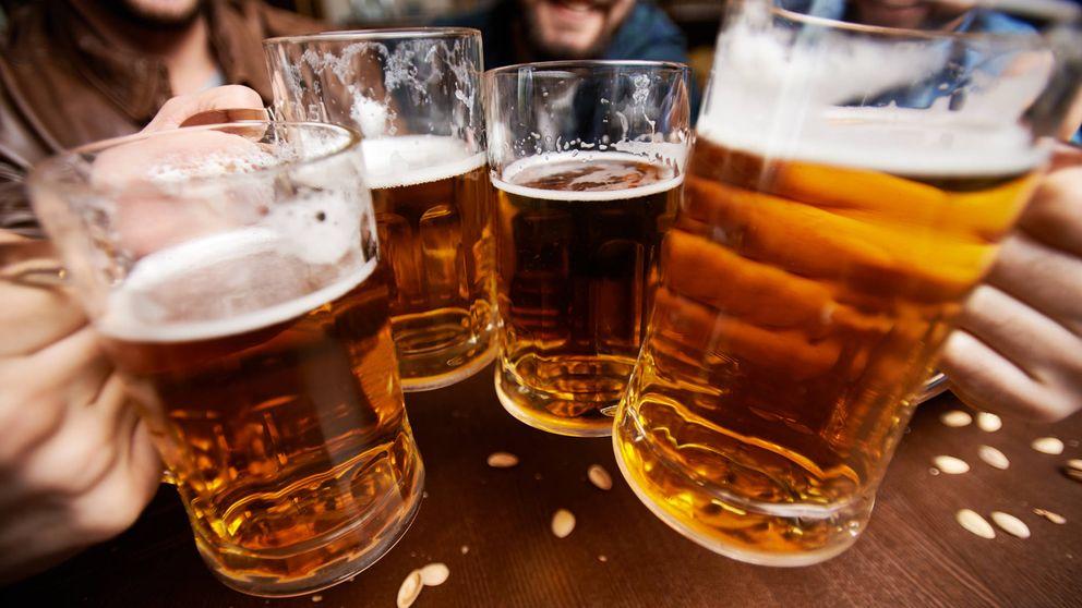 Lo que beberte unas cervezas hace a tu cuerpo