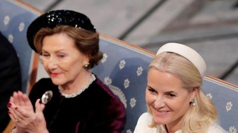 Deslucida cena de gala en Noruega: la baja de Sonia y Mette-Marit y sin rastro de Marta Luisa