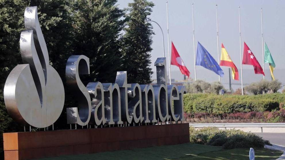 Santander e ING chocan por los intereses millonarios de la Ciudad Financiera