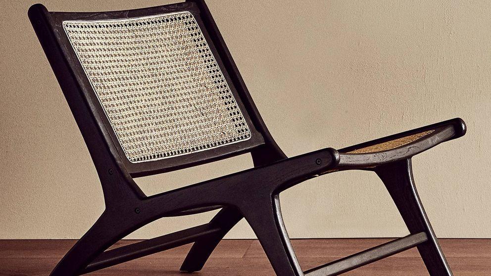CHR01 es la primera silla creada por Zara Home y la vas a querer
