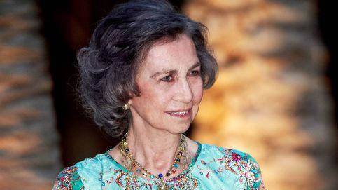 La reina Sofía, la 'guardiana' del palacio de Marivent