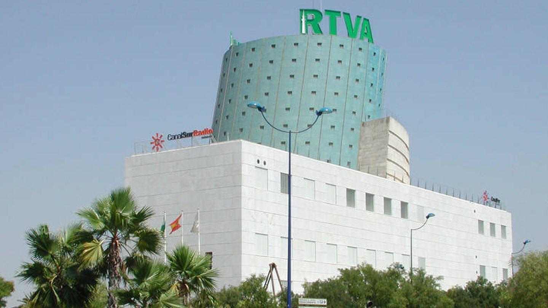 Sede de Radio Televisión Autonómica Andaluza.