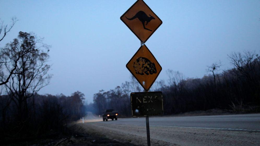 Foto: Una carretera de Australia. (Reuters)