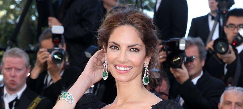 Foto: Eugenia Silva en el Festival de Cannes. (I.C.)
