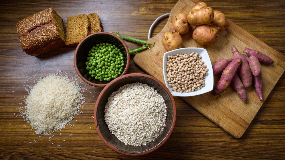 Foto: La clave de la dieta es jugar con los alimentos ricos en carbohidratos (Fuente: iStock).