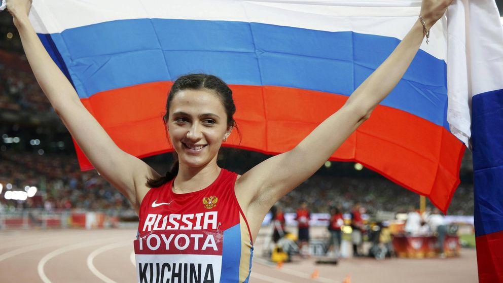 Ni himno ni bandera: así borra la IAAF a Rusia del Mundiales de Atletismo