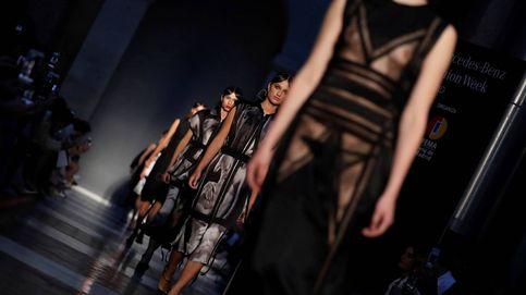 La mujer elegante de Juan Vidal cierra la Semana de la Moda