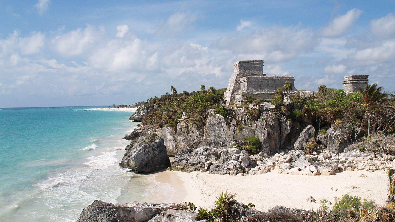 Ruinas mayas de Tulum, en México (CC)