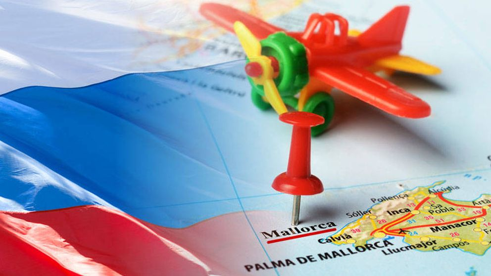 Los ricos rusos atracan en Mallorca