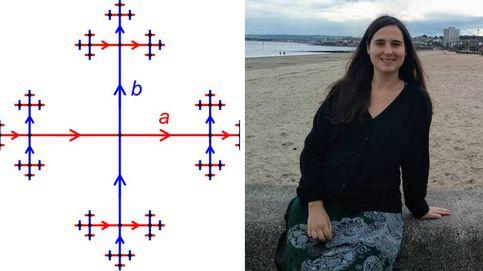 Esta española ha resuelto un problema matemático abierto hace 20 años