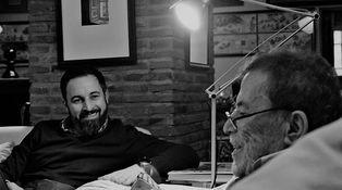 Sánchez Dragó entrevista a Abascal: La vida, la libertad y España son nuestras líneas rojas