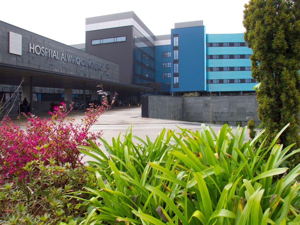 Foto: El Hospital Álvaro Cunqueiro de Vigo apenas tiene 6 años (EFE/Salvador Sas)