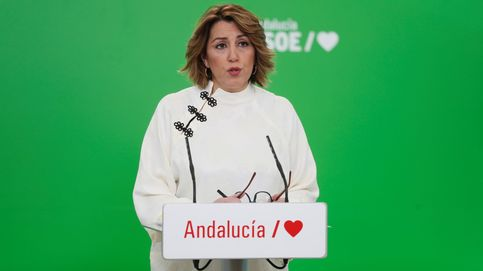 Los críticos se soliviantan contra Susana Díaz pero siguen sin concretar su alternativa